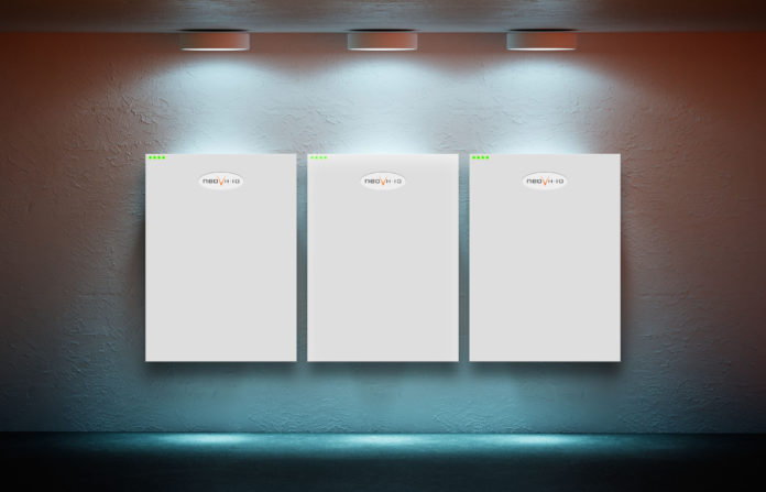 NeoVolta's new energy concept - personal home battery.