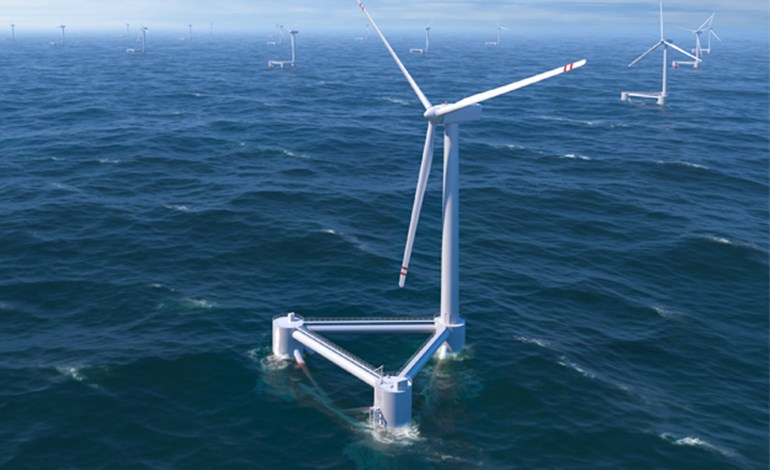 Deliver Commercial Floating Wind Projects Largest ever